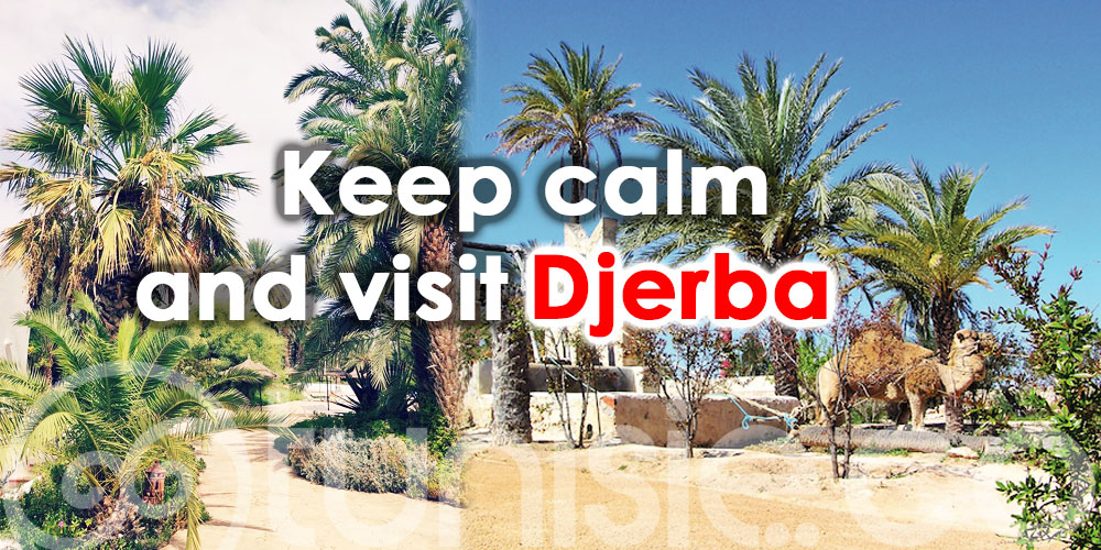 Keep calm and visit Djerba