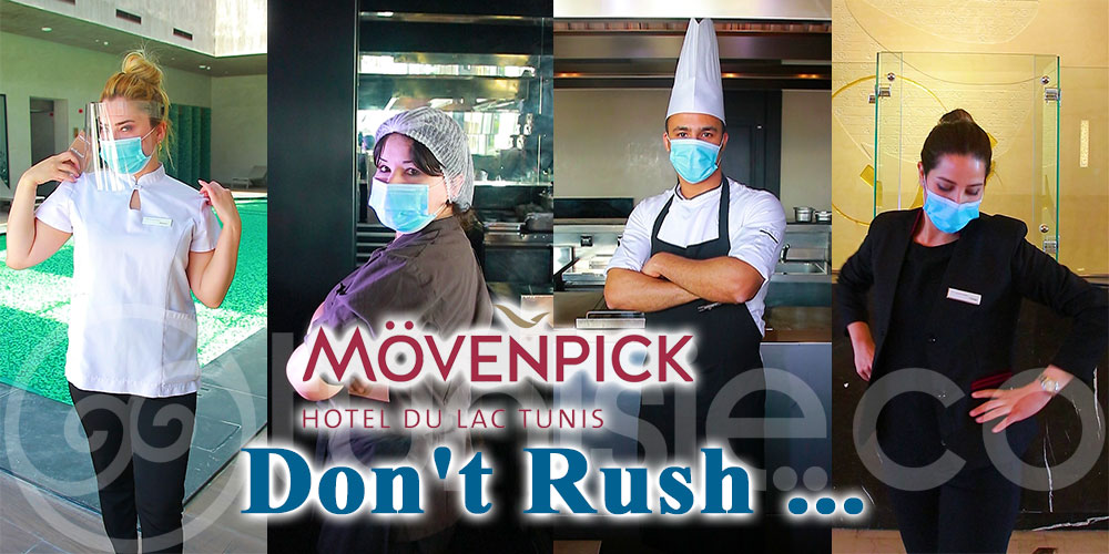 Le Movenpick Lac lance son Don't Rush Challenge