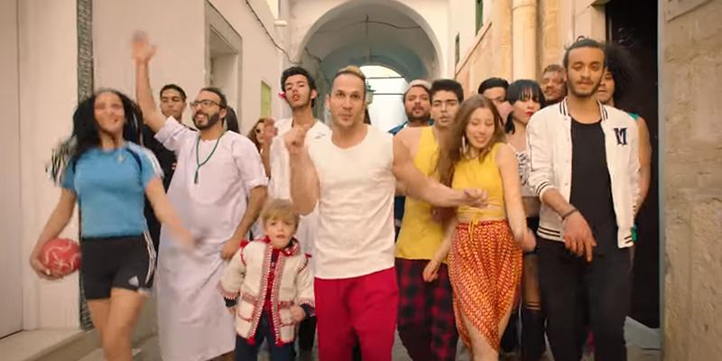We're Tunisia, le nouveau clip de Hassen Doss pour l'amour du pays