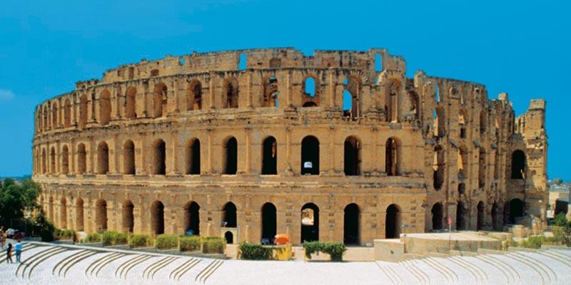 En vidéo : L'Amphithéâtre d'El Jem, un monument qui vaut le détour