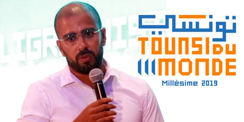 El Seed 1er prix Patrimoine Tunisien aux Tounsi Du Monde