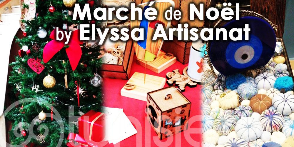 Retour en Vidéo : Marché de Noël by Elyssa Artisanat