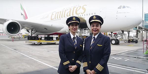 L'égyptienne Nevin Darwish première femme arabe commandant de bord A380