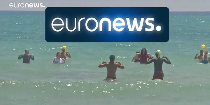 Reportage Euronews : Les touristes français sont de retour en Tunisie
