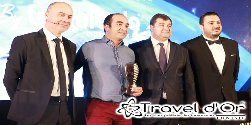 Elite des Traveldor 2019 Karim Jouini : Expensya