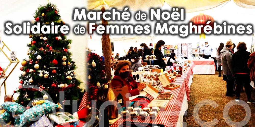 Retour en Vidéo : Marché de Noël solidaire de Femmes Maghrébines