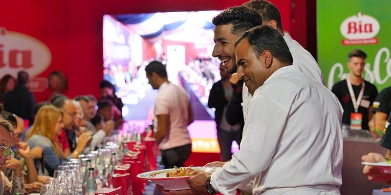 En video : Avec ce couscous, la Tunise passe la 3 ème demi-finale du championnat du monde