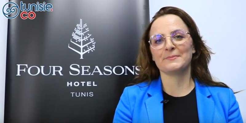 Mariem Jaidane, présente les challenges du Four Seasons Hotel Tunis