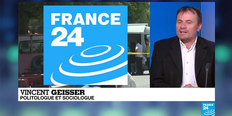 Vincent Geisser: La Tunisie n'est pas moins sûre que Paris