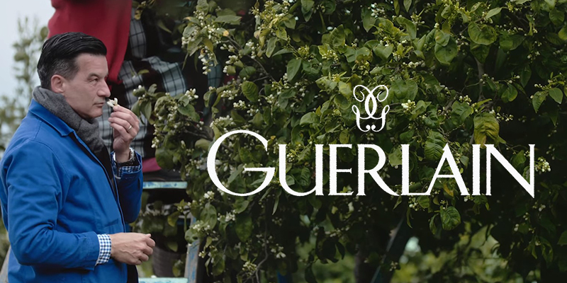 Guerlain sous le charme du néroli de la Tunisie