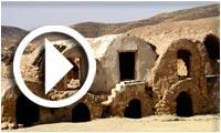 Visite de Ksar Hallouf à Béni Khdèche (Médenine)