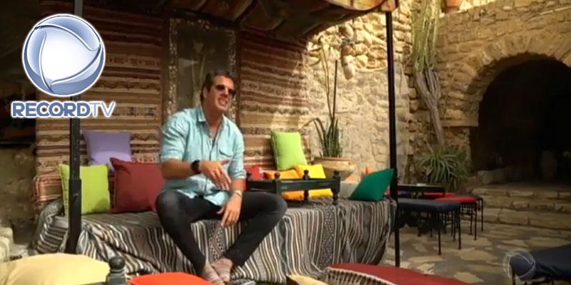 En vidéo : La médina de Hammamet sur la chaine brésilienne 'Record TV'