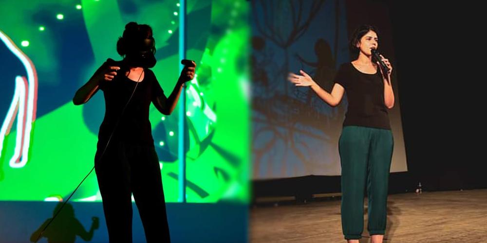 En vidéo : Découvrez la performance STILL LIFE de l'artiste Hela Lamine