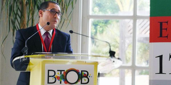 Allocution de M. Abdellatif Hmam à la clôture du BTOB TOURISME