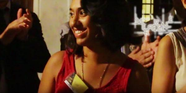 Quand une bénévole du festival INTERFERENCE rend hommage à la Médina de Tunis