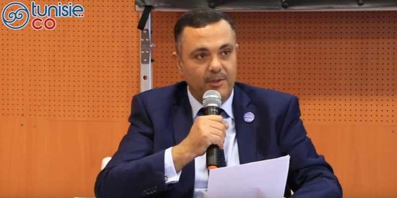 Jabeur BEN ATTOUCHE Président de la FTAV au Tunisia Hospitality Symposium