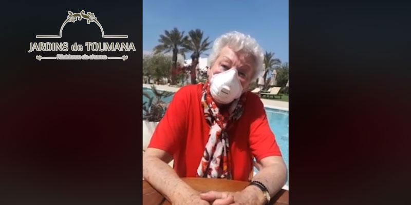 En vidéo : Quand une touriste française fait la magnifique promo de Djerba