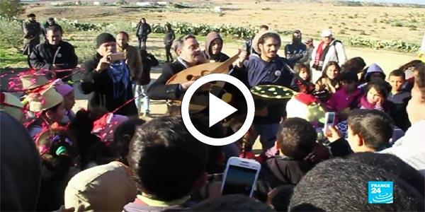 En vidéo : Un théâtre à Jbel Sammama pour combattre l'obscurantisme