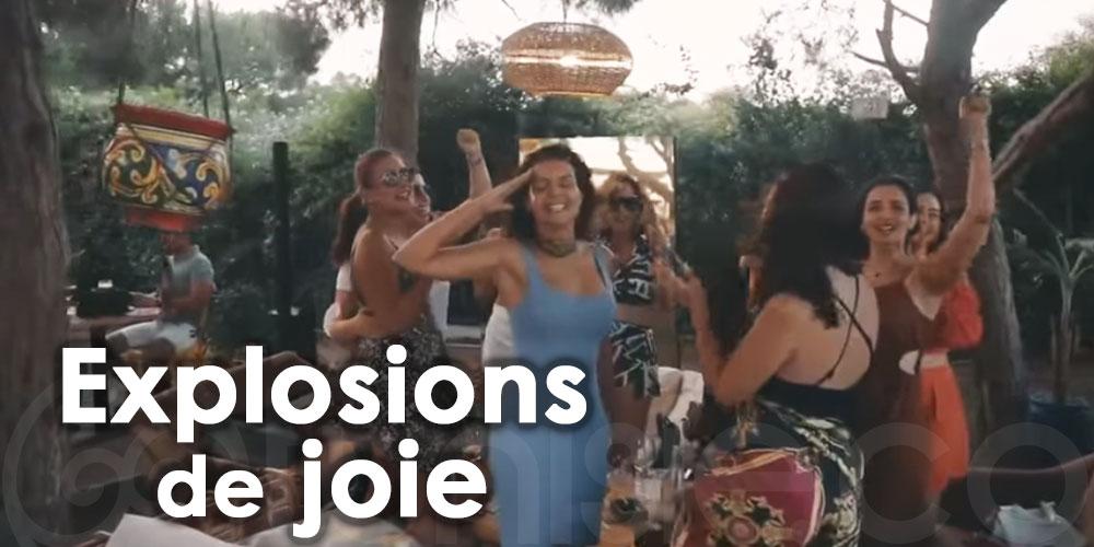 En vidéo : Quand les jeunes savourent la joie de la Tunisie
