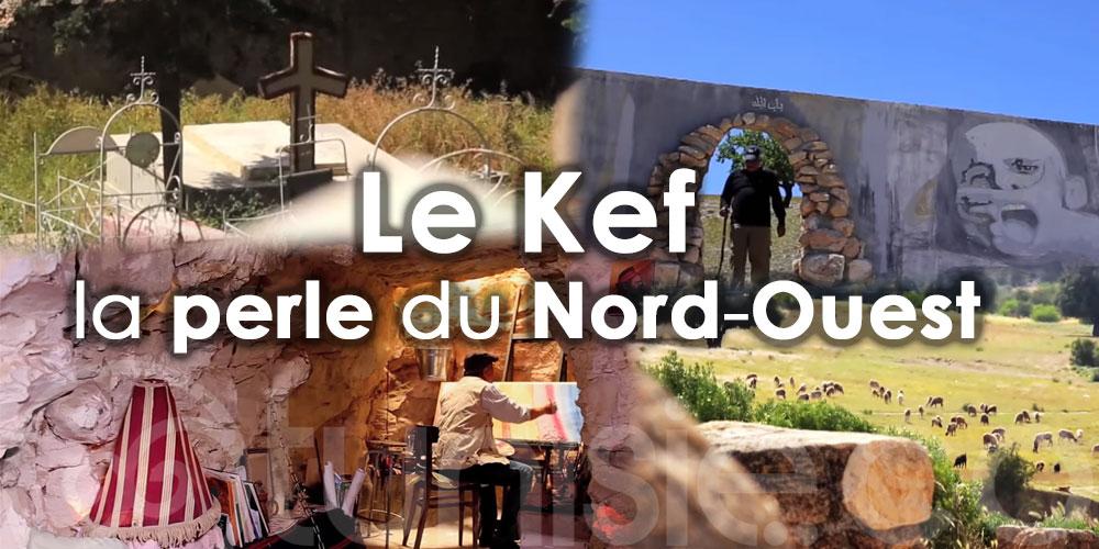 En vidéo : Le Kef comme vous ne l'avez jamais vue auparavant