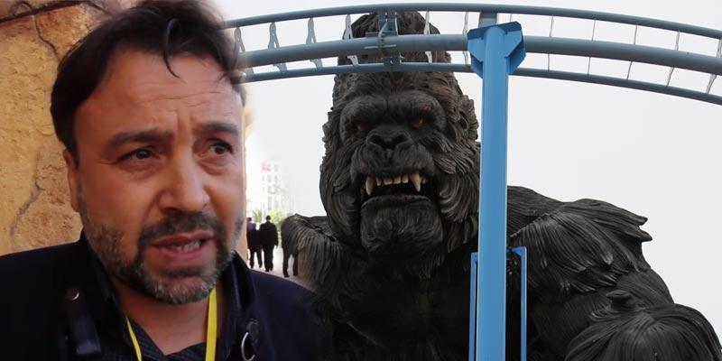 En vidéo : Slah Chahtour présente la nouvelle attraction King Kong à Carthage Land Yesmine Hammamet