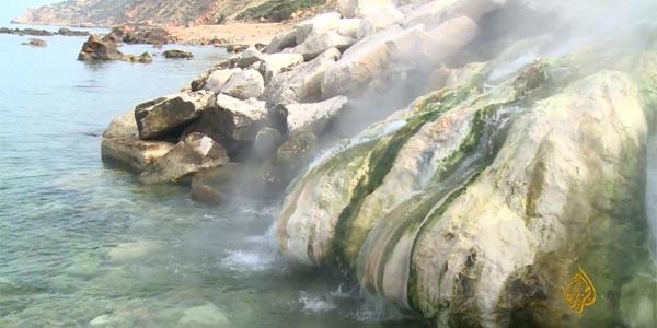 En vidéo : Korbous, la ville thermale, à l'honneur sur Al jazeera TV