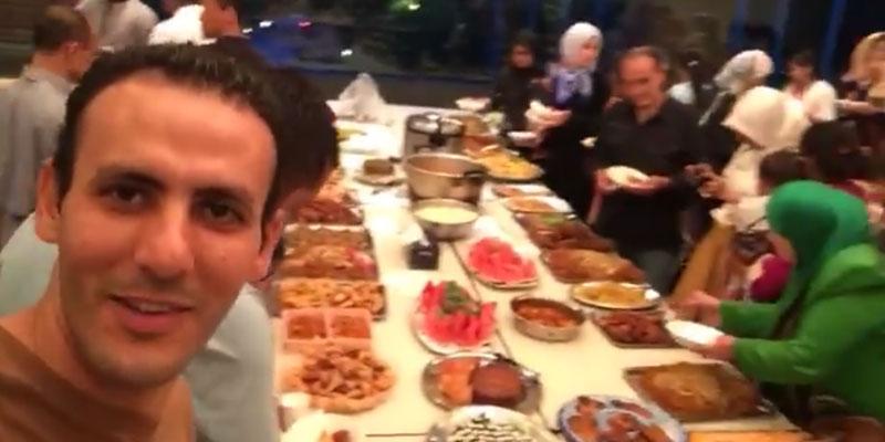 Découvrez l'ambiance de l'iftar à Kyoto vécu par ce tunisien