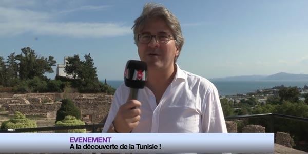 Absolument Stars à la découverte de la Tunisie !
