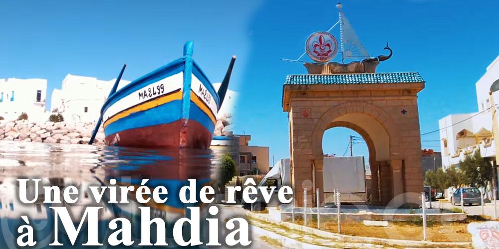 En vidéo: Une virée de rêve à Mahdia