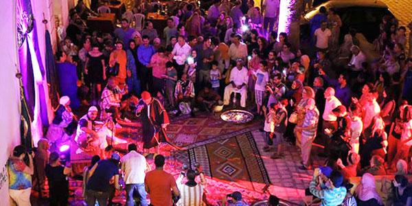 Inauguration des circuits culturels à la Médina de Tunis