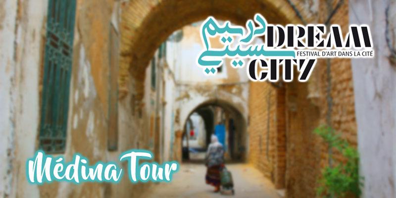 Faites le Tour de la Médina de Tunis avec Dream City