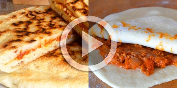 En vidéo : comment préparer la Mtabga tunisienne à la maison