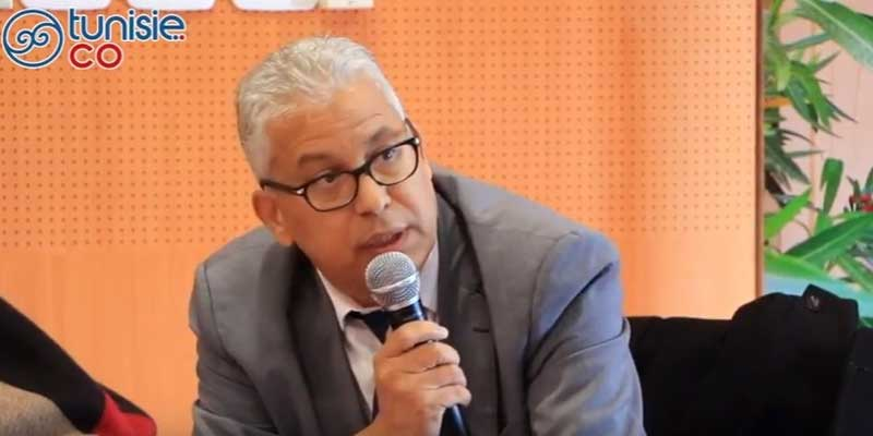 M. Néji Ben Othmane DG ONTT au Tunisia Hospitality Symposium