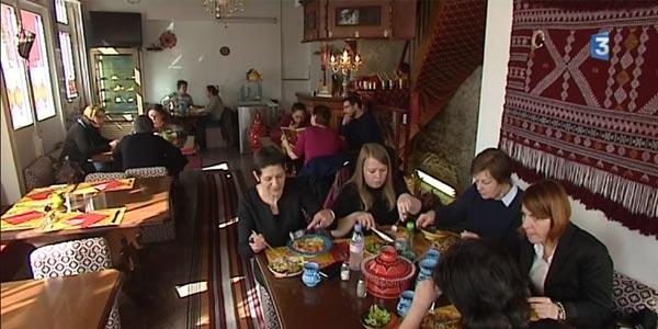 En vidéo : Restaurant La Goulette, quand la gastronomie tunisienne s'invite à Niort
