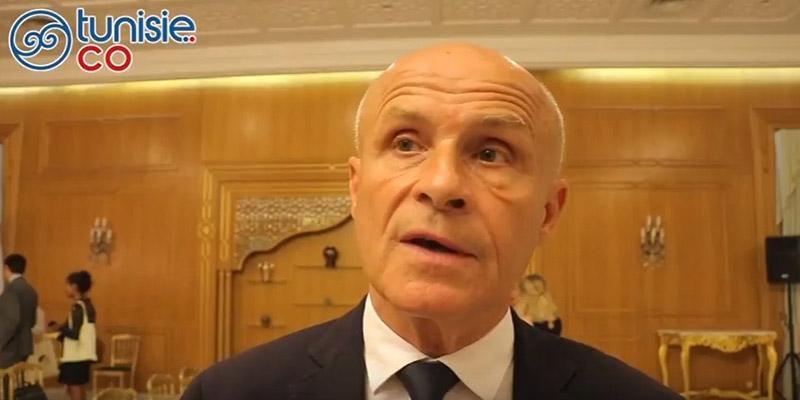 En vidéo:M.Olivier Poivre d'Arvor l'ambassadeur de France en Tunisie