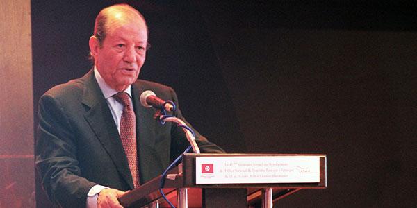 Allocution de M. Radhouane Ben Salah Président de la FTH