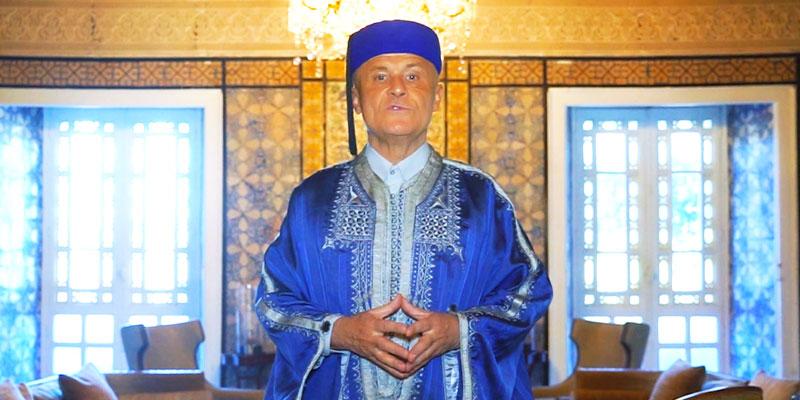 Olivier Poivre D'arvor fait la promotion de la Jebba et la Chéchia
