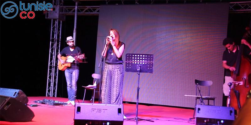 Ouverture du festival de Rast Angela de Musique Alternative