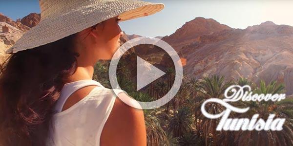 En vidéo : Admirez le charme des oasis de Tozeur, Nefta et Chebika au Sud de la Tunisie