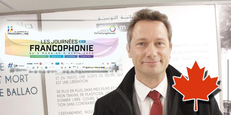 En vidéo, Journées de la Francophonie, M. Pascal Médieu dévoile le programme du Canada