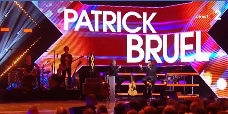 , Patrick Bruel fait la promotion de la Tunisie dans l'émission ''Un soir en direct''