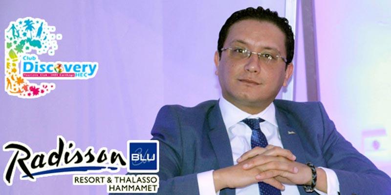 MICE en Tunisie : Allocution de M. Riadh Najaa, Directeur commercial & marketing Radisson Blu Resort&Thalasso Hammamet