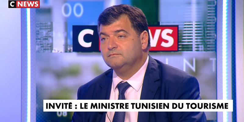 René Trabelsi interviewé par Jean-Pierre Elkabbach sur CNEWS