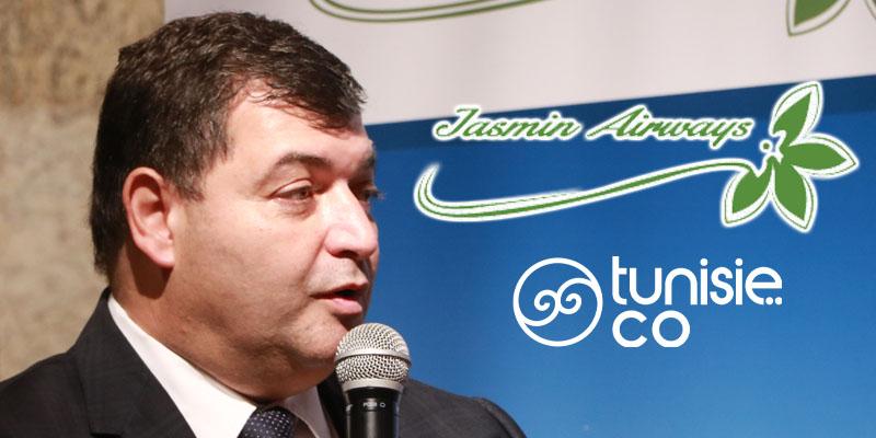 René Trabelsi présente Jasmin Airways