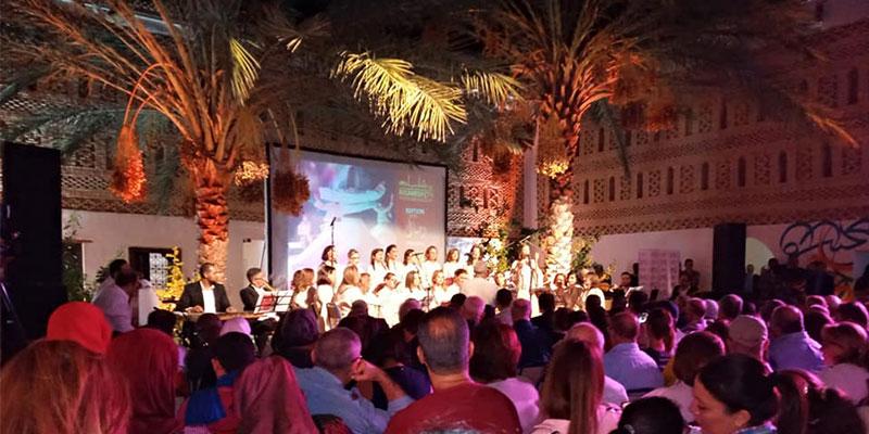 Zoom sur l'ouverture de Rouhaniyet Festival de Musique Soufie et Mystique à Nefta