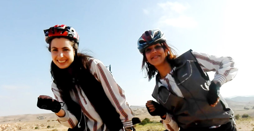 Avec Safé et Mayssa, le cyclotourisme tunisien au féminin