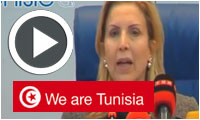 Allocution de Mme Selma Elloumi - We are Tunisia