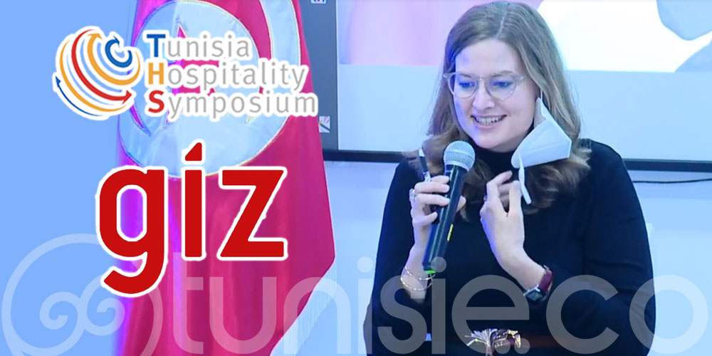 Sarah Schwepcke présente le projet de promotion du 'Tourisme durable'