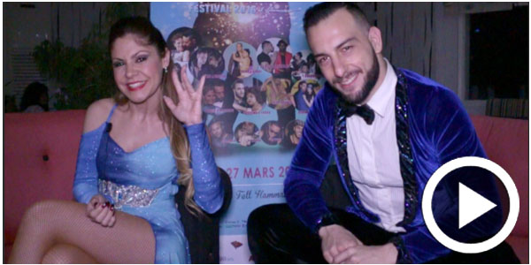 Interview de Serigio & Maruchio - Danseurs de Bachata
