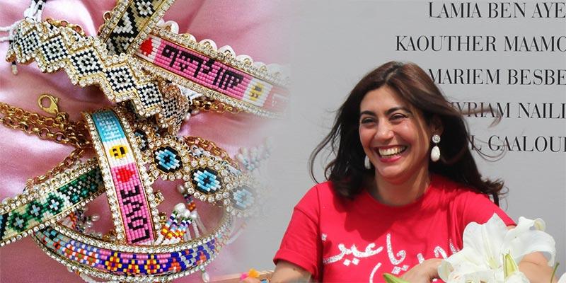 Shourouk Rhaiem, Créatrice de la marque Shourouk: Le Marsaoui, ma première source d'inspiration